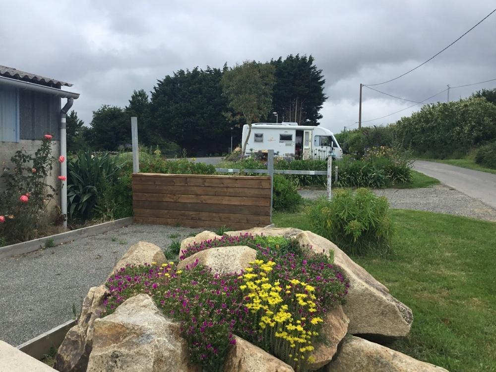 Aire camping-car à Plouguiel (22220) - Photo 4